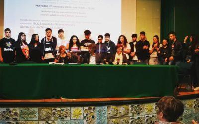 """Progetto """"Giovani In-Formati"""", incontro conclusivo a Matera"""