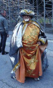 """La Parata dei Turchi a Potenza, con il mitico """"Cipuddino"""" che non è più tra noi"""