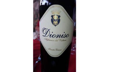 Il Gastroenologo consiglia… Dioniso 2012 D.O.C. di Tenuta Elano