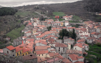 Sasso di Castalda secondo Michele Luongo