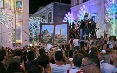 La festa della Bruna 2018 a Matera raccontata nel fotoreportage di Giacomo Silvano