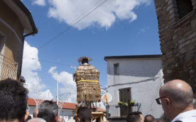 Il San Rocco di Tolve negli scatti di Maria Luigia Silvano