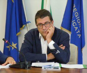 L'assessore Francesco Pietrantuono