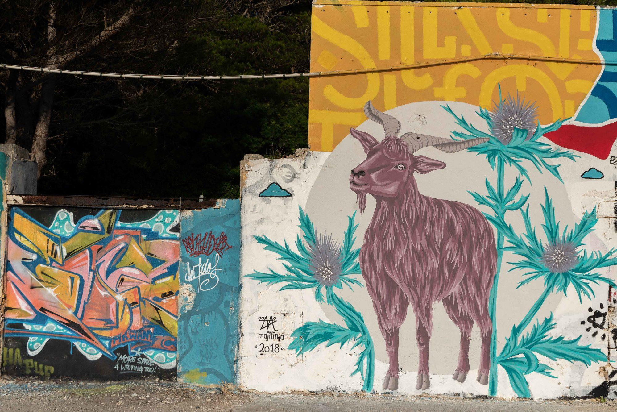 Majilina - Foto di Walls Of Milano