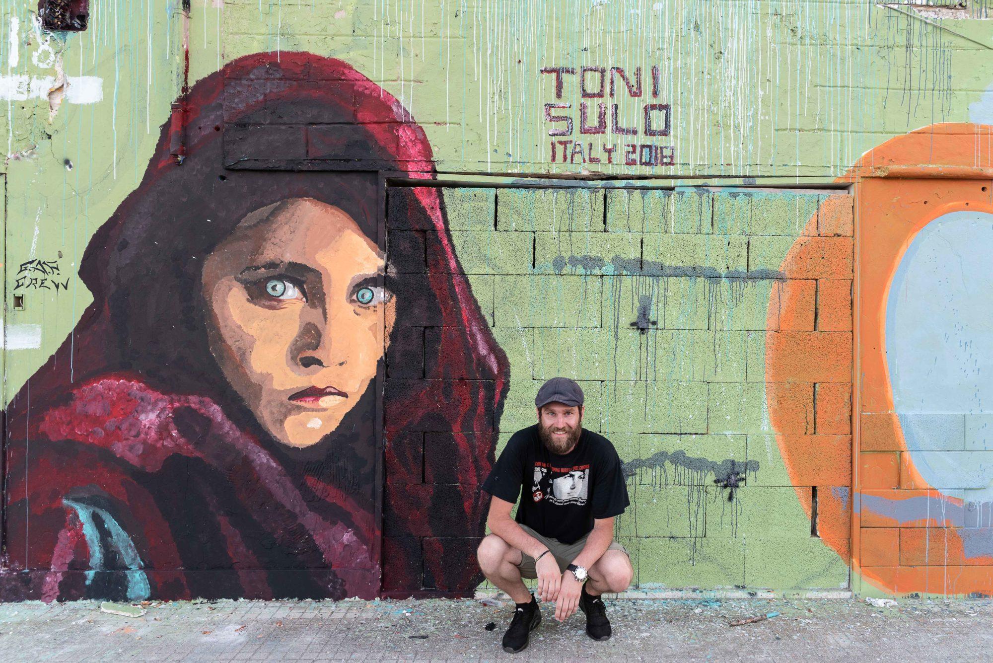 Toni Sulo - Foto di Walls Of Milano