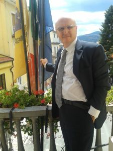 Dario De Luca sindaco di Potenza
