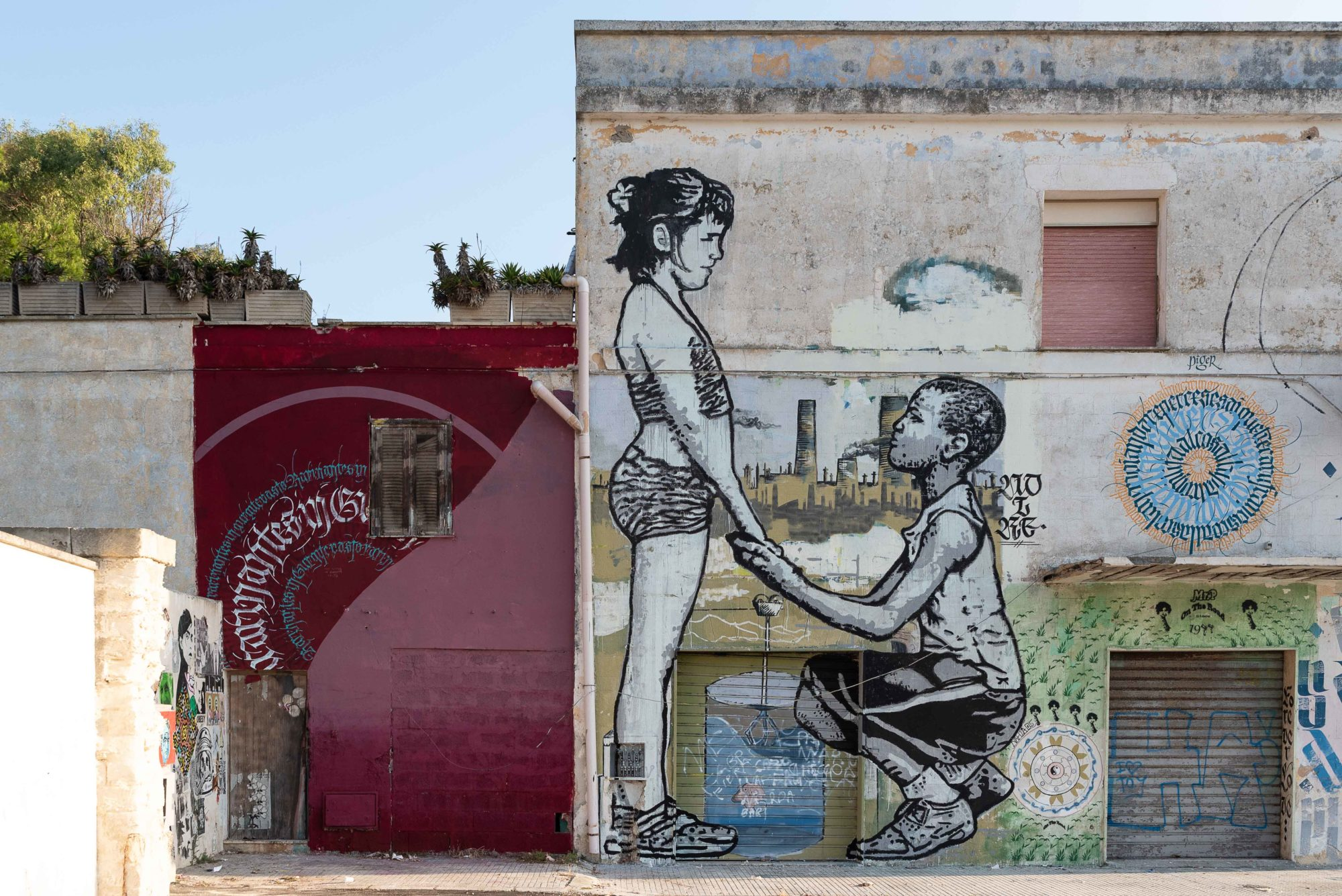 stencilnoire - Foto di Walls Of Milano