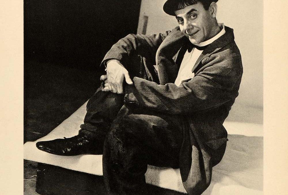 """Vincenzo Rocco """"Jimmy"""" Savo: il lucano di Stigliano che conquistò Broadway e il cinema americano"""