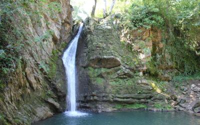 U Uattenniere, cascate a San Fele