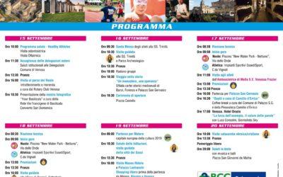 """Dal 15 settembre a Venosa """"Change the game"""" con gli atleti di Special Olympics"""