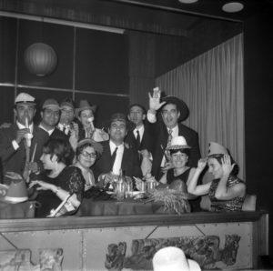 Un locale notturno della Palermo del 1969