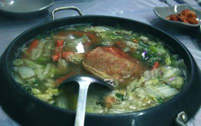 il cibosofo e la Zuppa