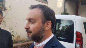 Il Segretario regionale del PD, Mario Polese