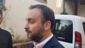 L'ex Segretario regionale del PD, Mario Polese