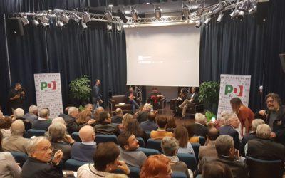 RICOMINCIO DA TE. Il rilancio del Sud riapre la discussione sul rilancio del PD in Basilicata