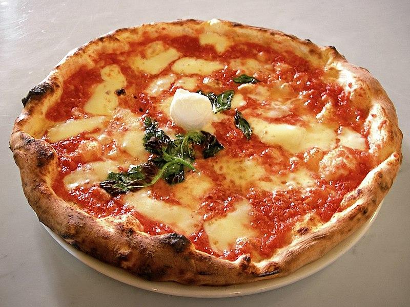 Il cibosofo e la pizza