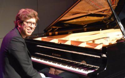 """al """"Cecilia"""" di Tito il compositore e pianista italo-turco Francesco Taskayali"""