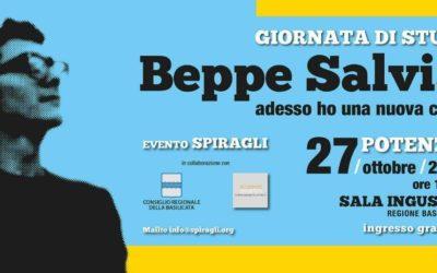 STORIE – La Regione Basilicata patrocina la giornata di studi su Beppe Salvia di domani, evento di una associazione pugliese. Perché? Che fine hanno fatto i lucani?