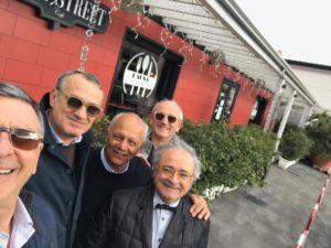 Franco Simone Michele Fanelli Enzo Basentini Angelomauro Calza e Massimo Celoro