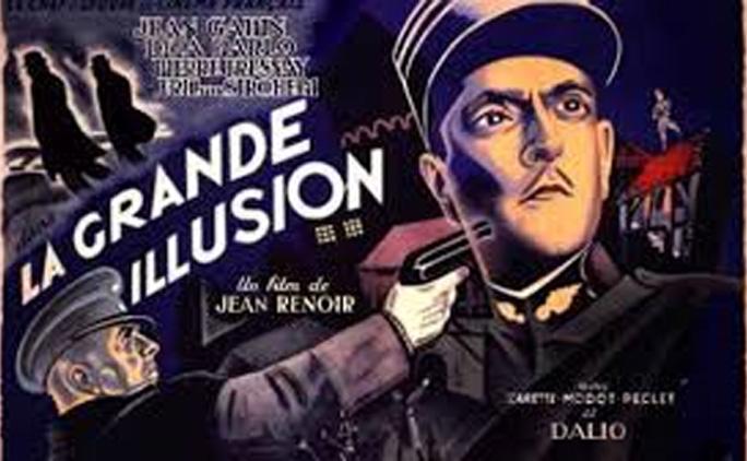 """Il manifesto de """"La grande illusione"""""""
