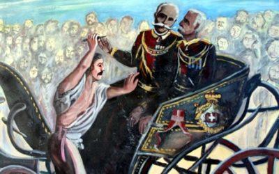 SPECIALE PASSANNANTE 1 – 17 Novembre 1878-17 novembre 2018: 140 anni dall'attentato al re Umberto I.