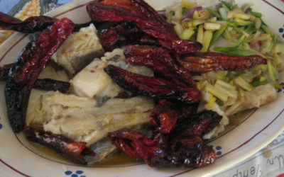 Il cibosofo e il baccalà, il pesce che non è pesce