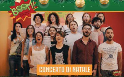 23 Dicembre Concerto di Natale da BOOM