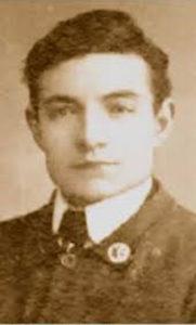 Il giovane inventore Giovanni RappazzoIl giovane inventore Giovanni Rappazzo