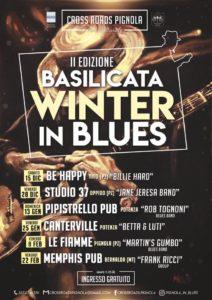 winter in blues II