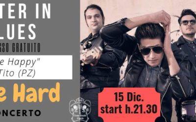 """Sabato 15 Dicembre """"Billie Hard band"""" al Be Happy di Tito"""