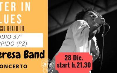 Venerdì 28 Dicembre la Jane Jeresa band allo Studio 37 di Oppido
