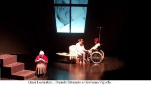 Giusi Locuratolo, Daniela Ditaranto e Giovanna Vignola