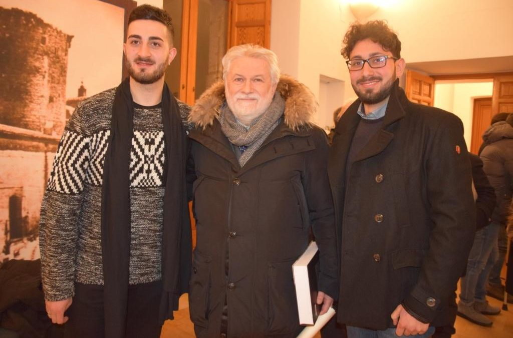 Yuval Avital e Raffaele Nigro al Campanaccio di San Mauro Forte