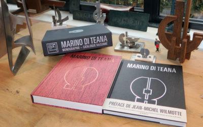 Nuovo omaggio a Marino di Teana: una mostra e una nuova pubblicazione tutti francesi