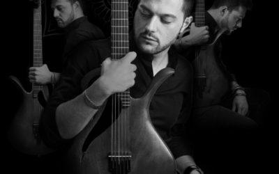 Mercoledi 2 Gennaio 20:30 Teatro F. Stabile concerto del chitarrista Mirko Gisonte