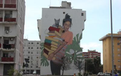 Nel quartiere popolare 167/B di Lecce la Street Art come sinonimo di riqualificazione
