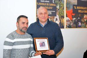 Premiazione Donato Sabia