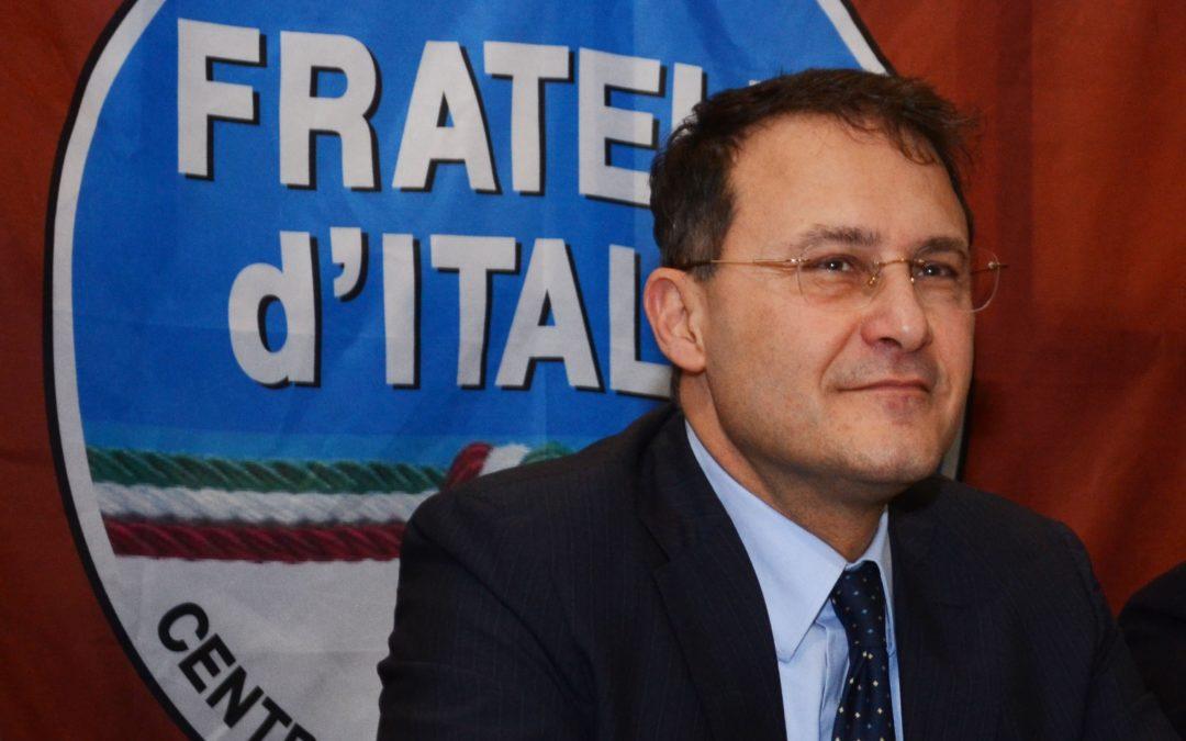 INDISCREFLASH! F.d'I.: Sarà Edmondo Cirielli il commissario temporaneo in Basilicata