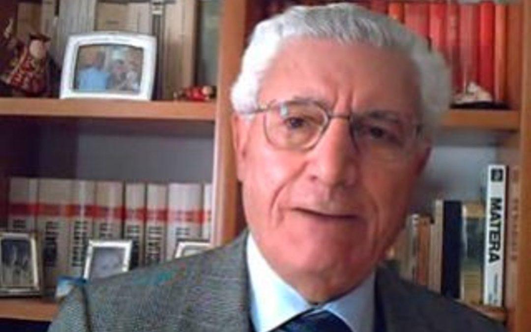 Il Senatore Angelo Ziccardi è morto. Tanti i messaggi di cordoglio per la scomparsa di uno dei protagonisti della Riforma Fondiaria