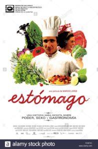 Estômago - Una storia gastronomica (2007)