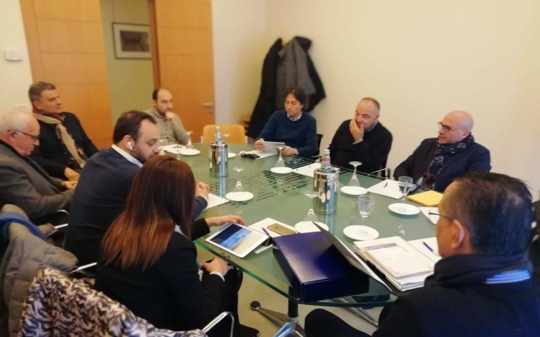 Pittella e i suoi si ritrovano per parlare di liste e strategie. Lacorazza annuncia iniziative social