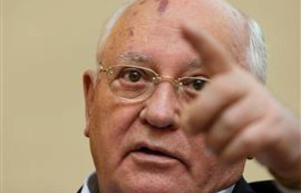 Al Centrosinistra serve un Gorbaciov lucano