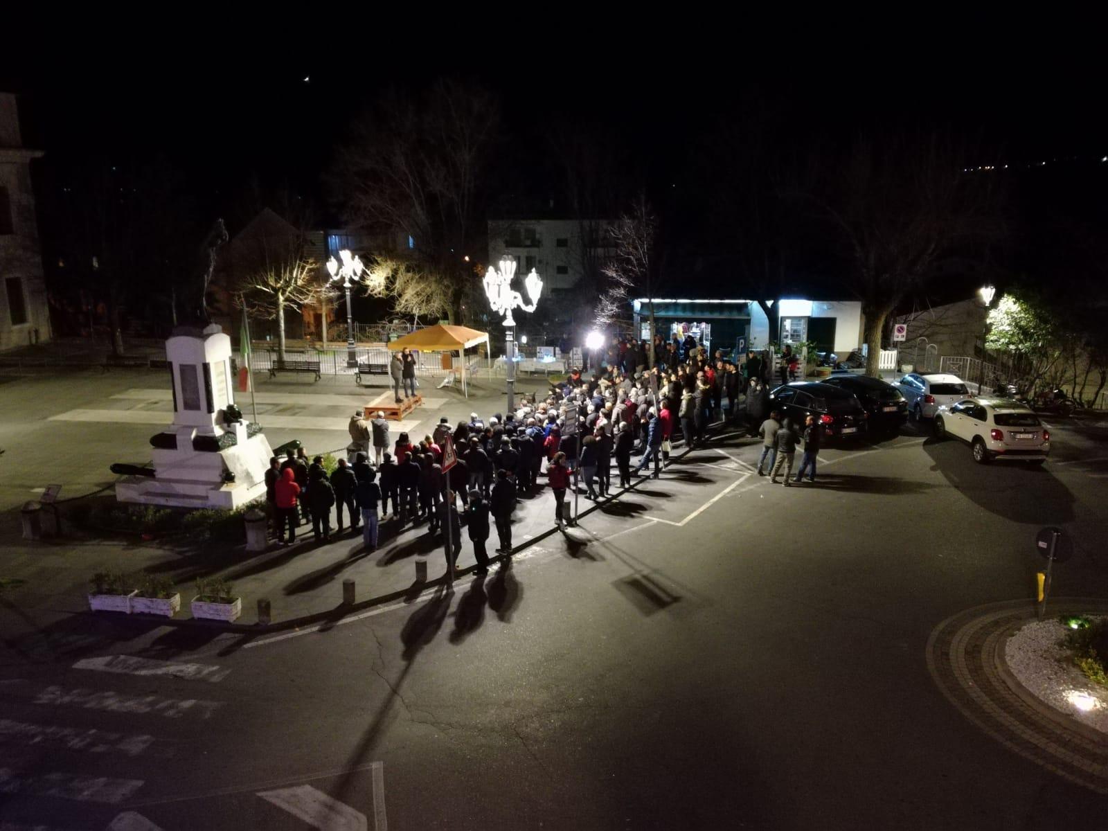 10 marzo il popolo del M5S a Lauria incontra ScaLDAFERRI