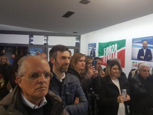 L'apetrtura della cvampagna elettorale di francesco Nicola Riviello (ph. Luisa Calza)