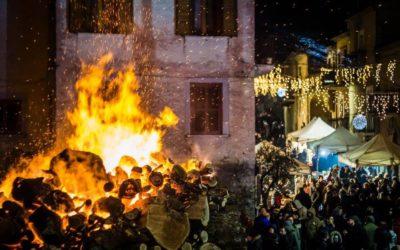 """""""La Notte dei Falò e dei Desideri"""" vince il premio Italive 2018"""