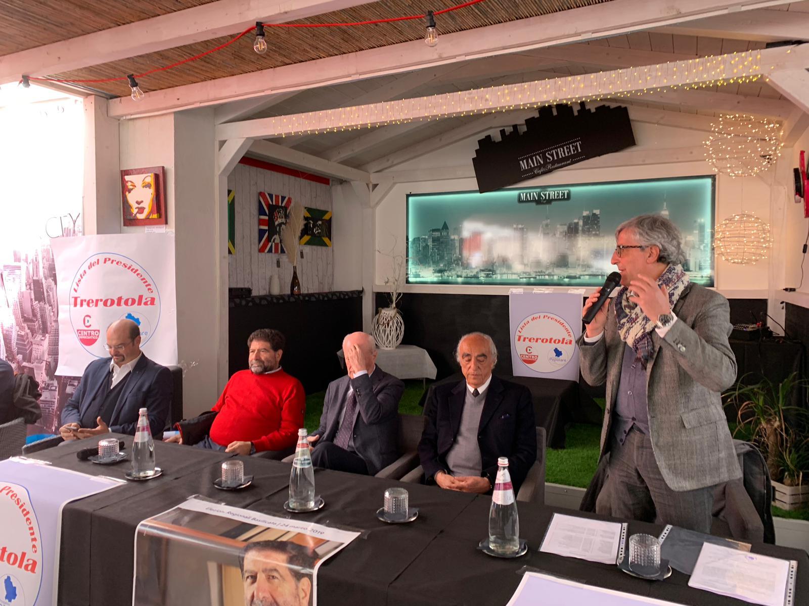 5 marzo Scaglione presenta Sanza e Tabacci