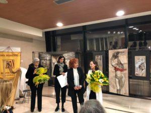 Grazia Lo Re, Dina Russiello, Maria Ditaranto