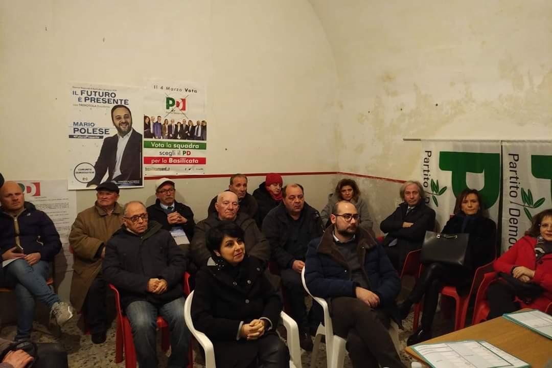 7 marzo il popolo di Polese a Montemilone