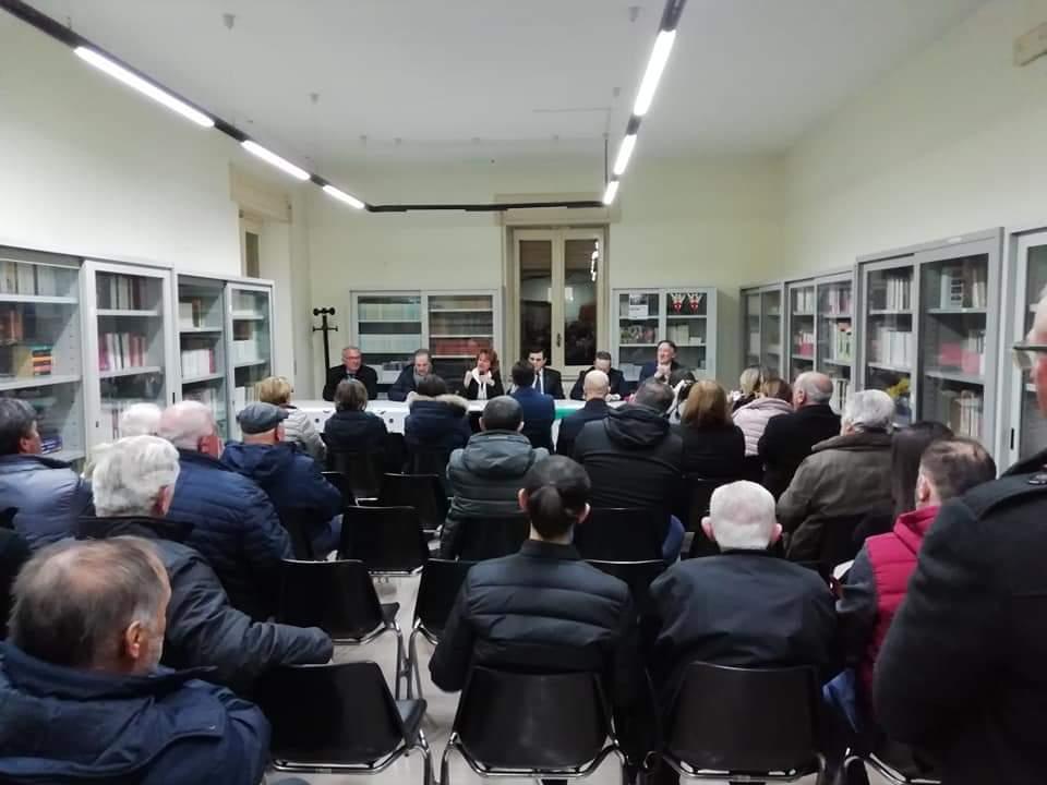 8 marzo Forza Italia a Tramutola