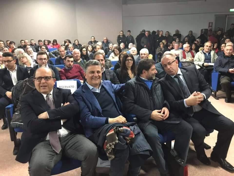8 marzo il popolo di Cantiani a Viulla d'Agri